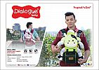 GENDONGAN DIALOGUE MILKY HIPSEAT 4136